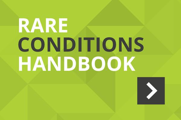 Rare Conditions Handbook