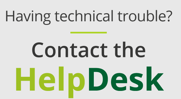 Contact the Helpdesk